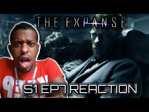 The Expanse Season 1 Episode 7 'Windmills' REACTION!  *RE-UPLOAD*