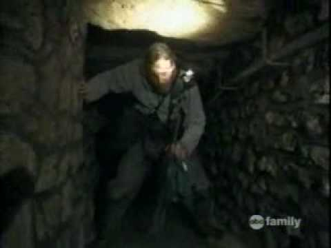 Catacomben van Parijs - The Labyrinth of No Return