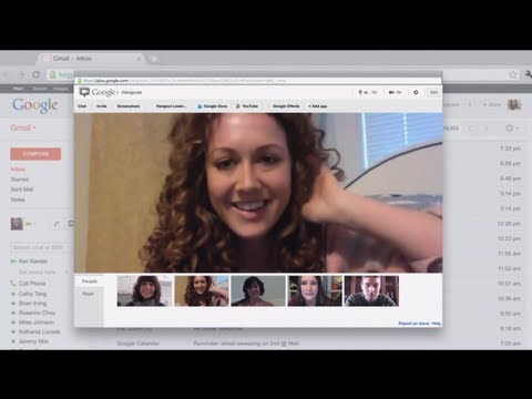 Image of Official Google+ Promo Video: Connect with friends the way you want with Google+ in Gmail - G+ Promo Video