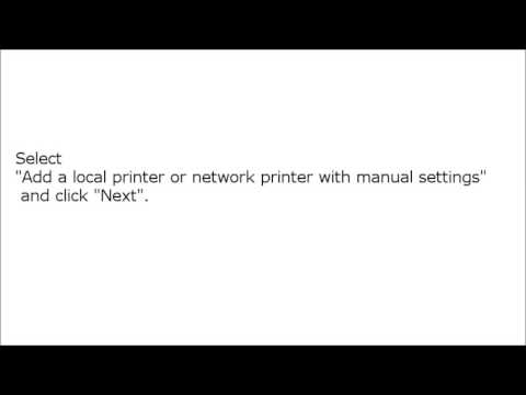 Quick guide to install HP LaserJet 1100 on Windows 10