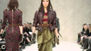 Burberry Prorsum Autumn/Winter Wowenswear 2012/2013