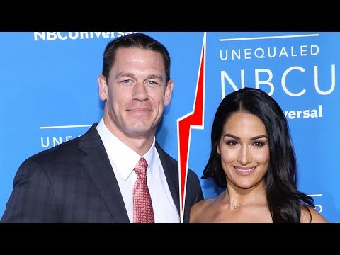 John Cena and Nikki Bella Call OFF Engagement & SPLIT After 6 Years