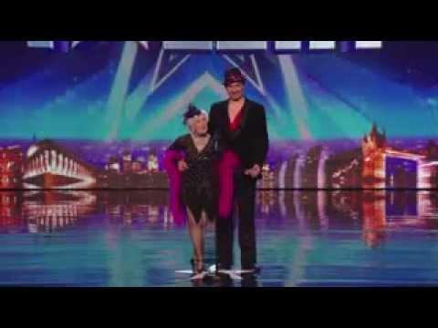 Une mamie de 80 ans a bluffé le jury de Britain's Got Talent Salsa Danse