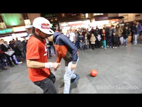 best street football - séan garnier - magie col pallone
