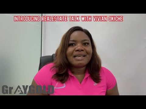 Real estate talk with Vivian Okiche