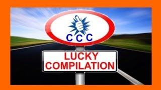 Lucky Russians Compilation - Near Car Crashes And Close To Accidents By Ccc :)