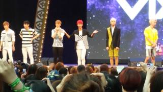 Download Lagu 130813 - VIXX (빅스) Live & Talk In Lotte World Talk 3 + 대.다.나.다.너 (G.R.8.U) MV Mp3