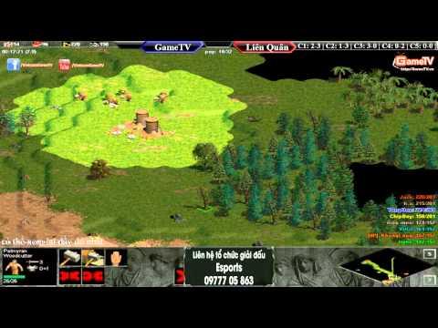 4 vs 4 | GameTV vs Liên Quân 30-3-2015 C4T3