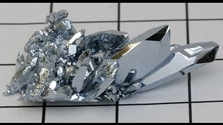 Производство Калифорния. Калифорний. Самый дорогой металл в мире!