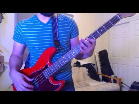 Talking Heads - Found a Job (Bass Cover + Tab)