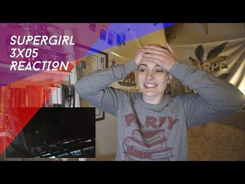 "Supergirl Season 3 Episode 5 ""Damage"" REACTION"