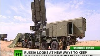 S-400 air-defence shields Russia from sky & space threats
