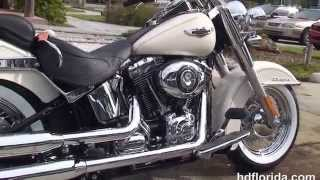 4. New 2014 Harley Davidson Softail Deluxe Motorcycles for sale - Brandon, FL