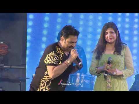 Alka Yagnik & Kumar Sanu, Live Dubai