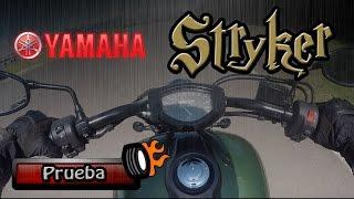 8. Prueba Yamaha Stryker 2016 | Yamaha Experience 2016 | Zyter7