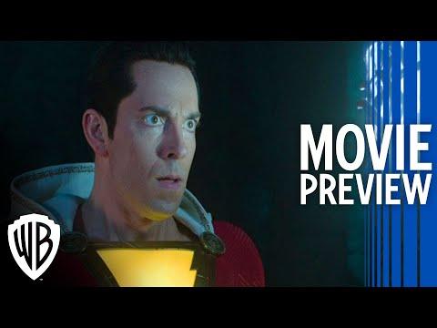 SHAZAM! | Full Movie Preview | Warner Bros. Entertainment