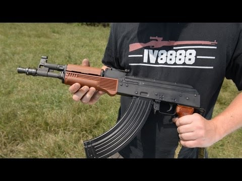 pistol - We took this little Polish made AK pistol out to play with today, and it definitely is a fun little gun to shoot. These arms are made in Radom, Poland from q...