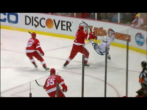 Last Red Wings Playoff Win at Joe Louis Arena