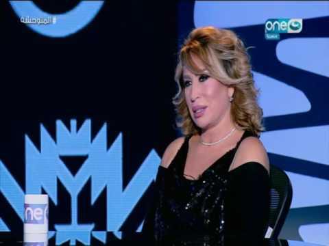 شاهد- إيناس الدغيدي تكشف عن رأيها في أزمة عز وزينة