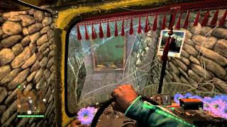 Far Cry 4: How to get inside