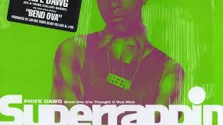 Phife Dawg - Bend Ova (prod. by J Dilla)