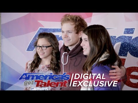 Great Times At AGT Auditions in Nashville - America's Got Talent 2018 (видео)