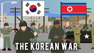 The Korean War (1950–53)