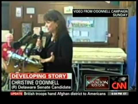 Melanie Sloan Discusses O'Donnell on The Situation Room