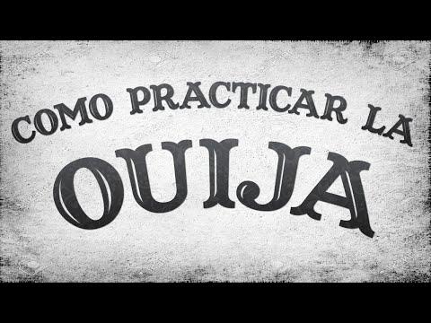 Como practicar la tabla ouija | Mis recomendaciones personales para principiantes (видео)