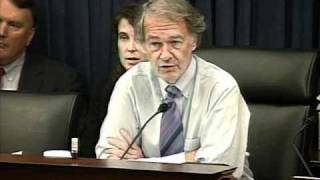 July 29th, 2009: Select Committee Hearing,
