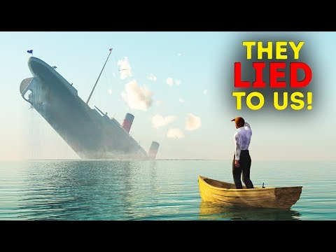 The Truth About the Titanic Has Been Revealed