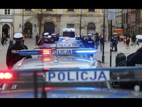 Małopolscy policjanci żegnali kolegę z Raciborza