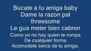 yo se que tu quieres(letra) falsetto sammy ft ñengo flow