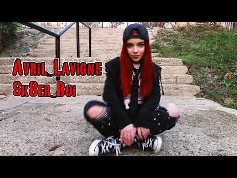 "Avril Lavigne  ""Sk8er Boi"" Cover by Andreea Munteanu"