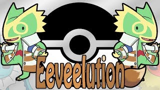 Pokémon XY: Liga Eeveelution 2013