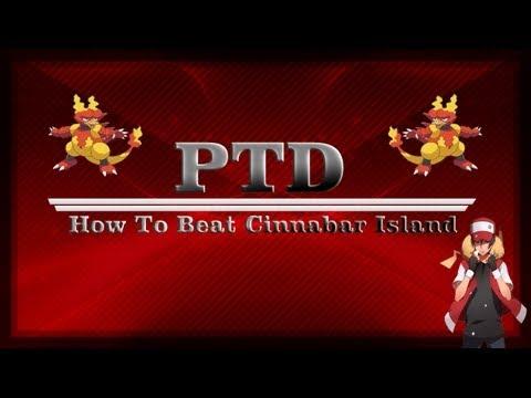 Pokemon Tower Defense - Tutorial - How To Beat Cinnabar Island 6.0 PTD
