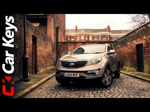 Kia Sportage 2015 review – Car Keys