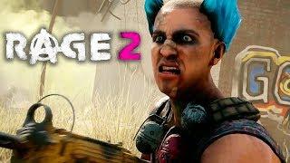 RAGE 2: Eden Assault – Extended Gameplay Reveal Trailer | QuakeCon 2018