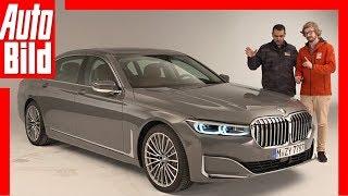 BMW 7er Facelift (2019) Vorstellung / Sitzprobe / Details by Auto Bild