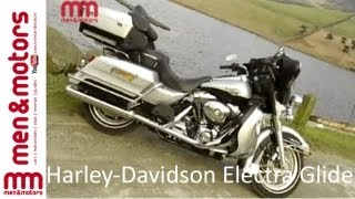 9. Harley-Davidson Electra Glide Review (2003)