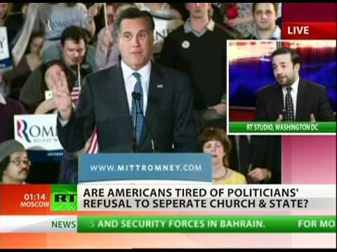 Is religion controlling US politics?