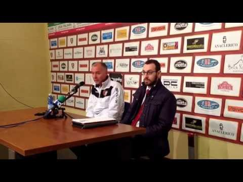 intervista post gara a menichini dopo salernitana - reggina