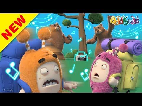 Чуддики  Празднование с Медведями  Смешные мультики для детей