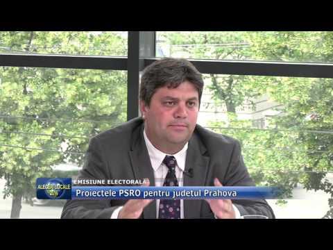 Emisiunea Electorală – 30 mai 2016 – PSRO
