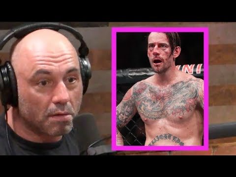 "Joe Rogan on CM Punk Losing Again ""He's Untalented!"""