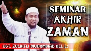 Download Video Seminar Akhir Zaman || Ust. Zulkifli Muhammad Ali, Lc MP3 3GP MP4