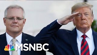 Video President Donald Trump Under Fire For 2020 Collusion | The Beat With Ari Melber | MSNBC MP3, 3GP, MP4, WEBM, AVI, FLV September 2019