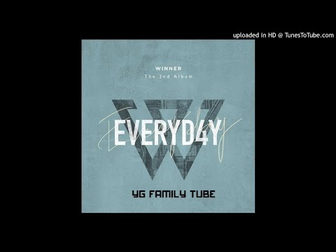 [Full Audio] WINNER - 손만 잡고 자자 (TURN OFF THE LIGHT) (MINO SOLO) [The 2nd Album]
