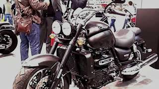 8. THE NEW 2018 Triumph Rocket 3 Roadster ABS