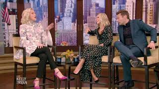 Ali Wentworth Talks About Living With George Stephanopoulos